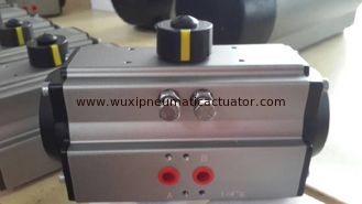 China SINGLE ACTION SPRING RETURN PNEUMATIC ROTATING ACTUATOR(OEM)PNEUMATIC PARTS supplier