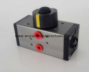 "China 90° turn GT pneumatic actuator for 1/4"" and 1/2"" ball valve supplier"