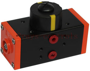 China gear  rack and pinion pneumatic rotary actuator DA32 supplier