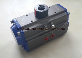 China Rack&Pinion Series Pneumatic Rotary Actuator AT075 Double Action Single Action  Ce Ex supplier