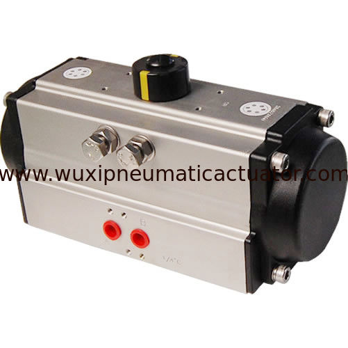 WUXI XINMING pneumatic rotary actuator factory for butterfly valve or ball valve supplier