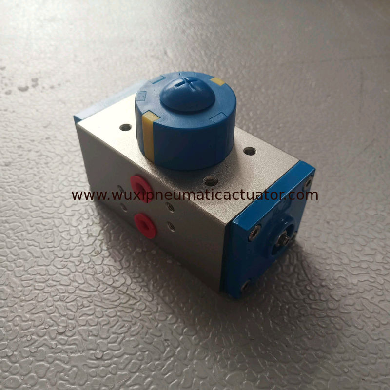 AP10XM032 GT Series Pneumatic Rotary Actuator Rack and Pinion Aluminum Actuator Ce Ex supplier