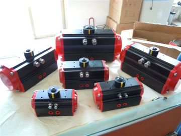 ATEX CE certificate pneumatic  rotary actuators control valves  pneumatic rotary cylinders