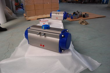 China Double action ATUADOR PNEUMATICO  DA aluminum alloy pneumatic actuator factory
