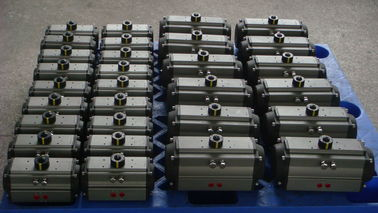 AIR TORQUE DA double acting pneumatic valve actuators wuxi actuators