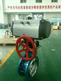 pneumatic 2 stage actuator double acting actuator