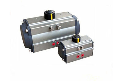 Double Action (DA)Pneumatic Rotary Actuator Air Torque Pneumatic Actuator Control Valves