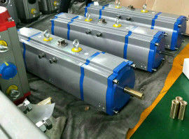 90 degree 180 degree Three Position Pneumatic Actuator