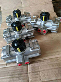 DA45  stainless steel 316 material double acting pneumatic rotary actuator