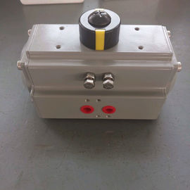 China Double Action Cylinder Actuators rack and pinion pneumatic actuator da83 factory