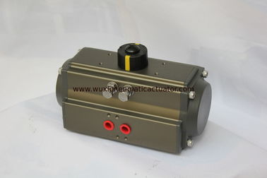 ACTUATOR PNEUMATIC AT series with VITON O-rings high temperature rotary actuator