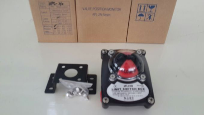 limit switch box for pneumatic rotary actuator APL-210N 1