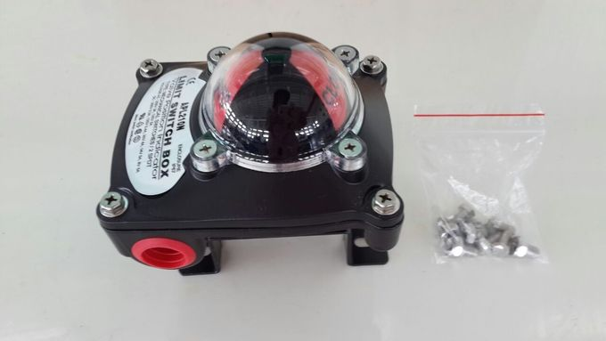 limit switch box for pneumatic rotary actuator APL-210N 2