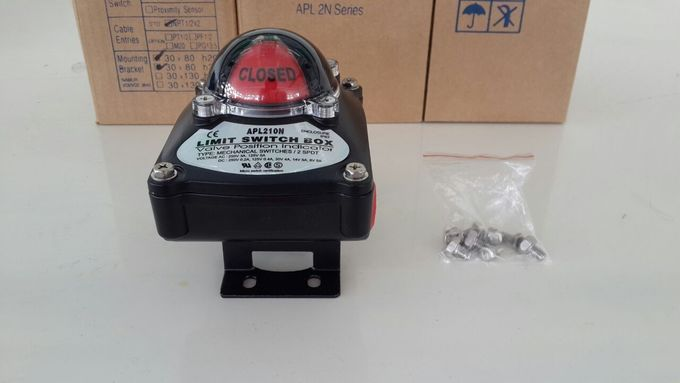 limit switch box for pneumatic rotary actuator APL-210N 0