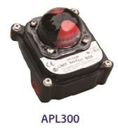 APL200 limit switch box with omron switch for pneumatic actuator